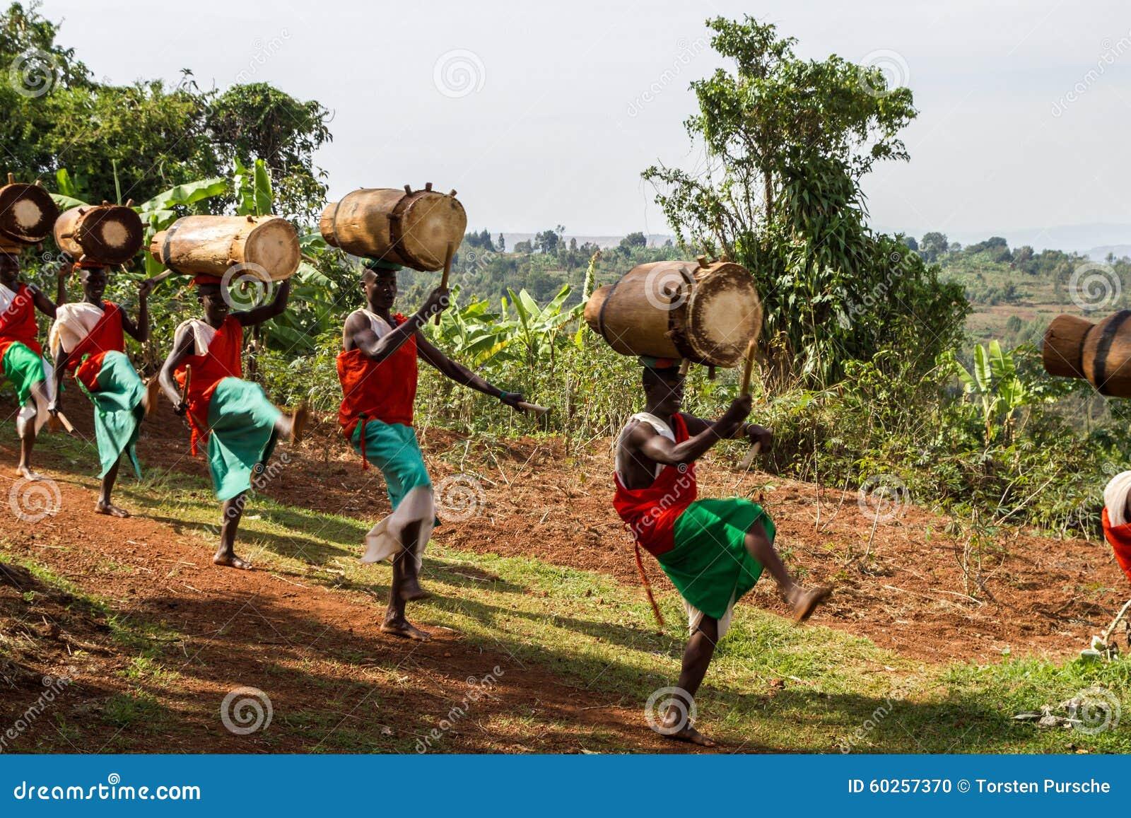 Dobosze Burundi