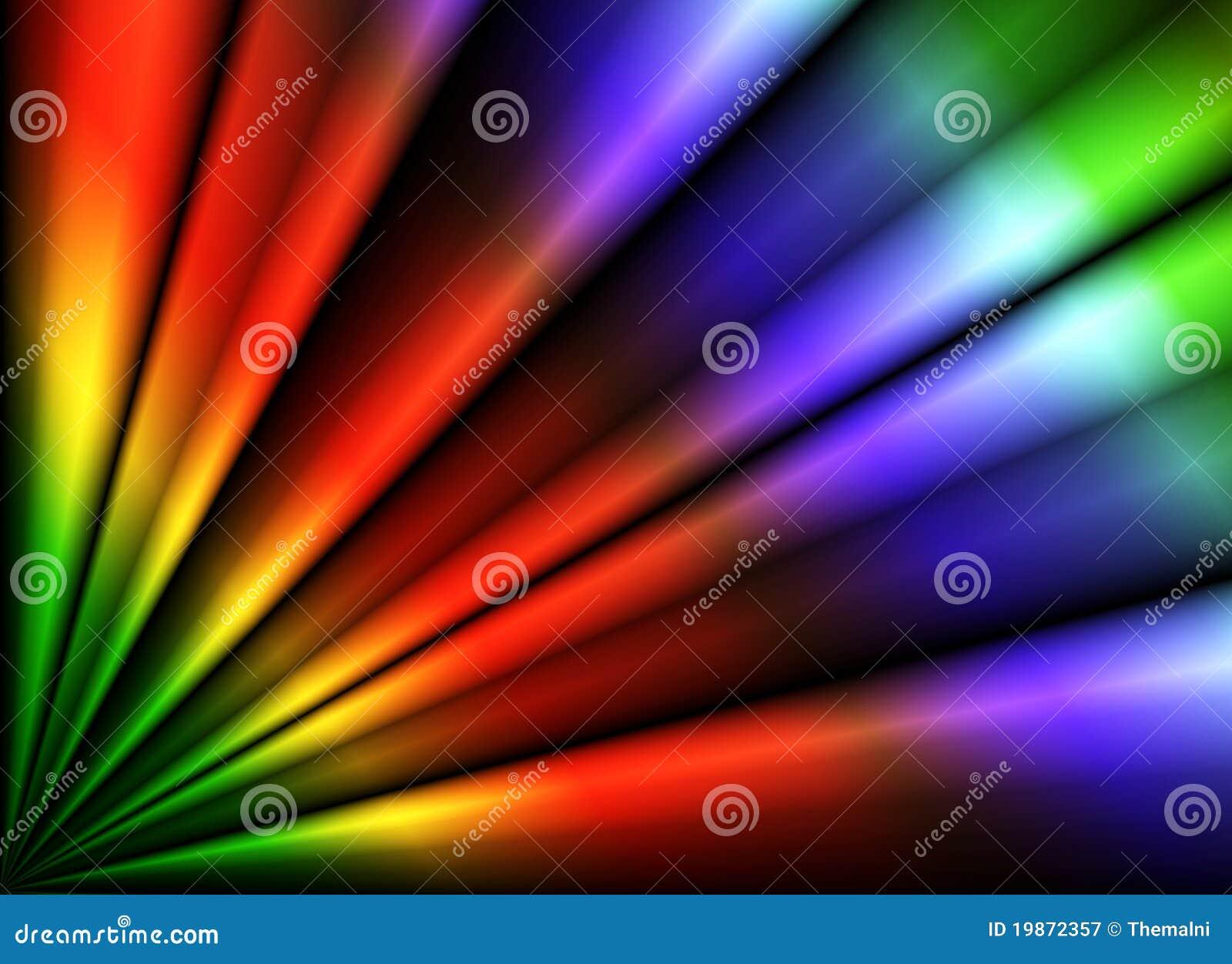 Dobras do arco-íris