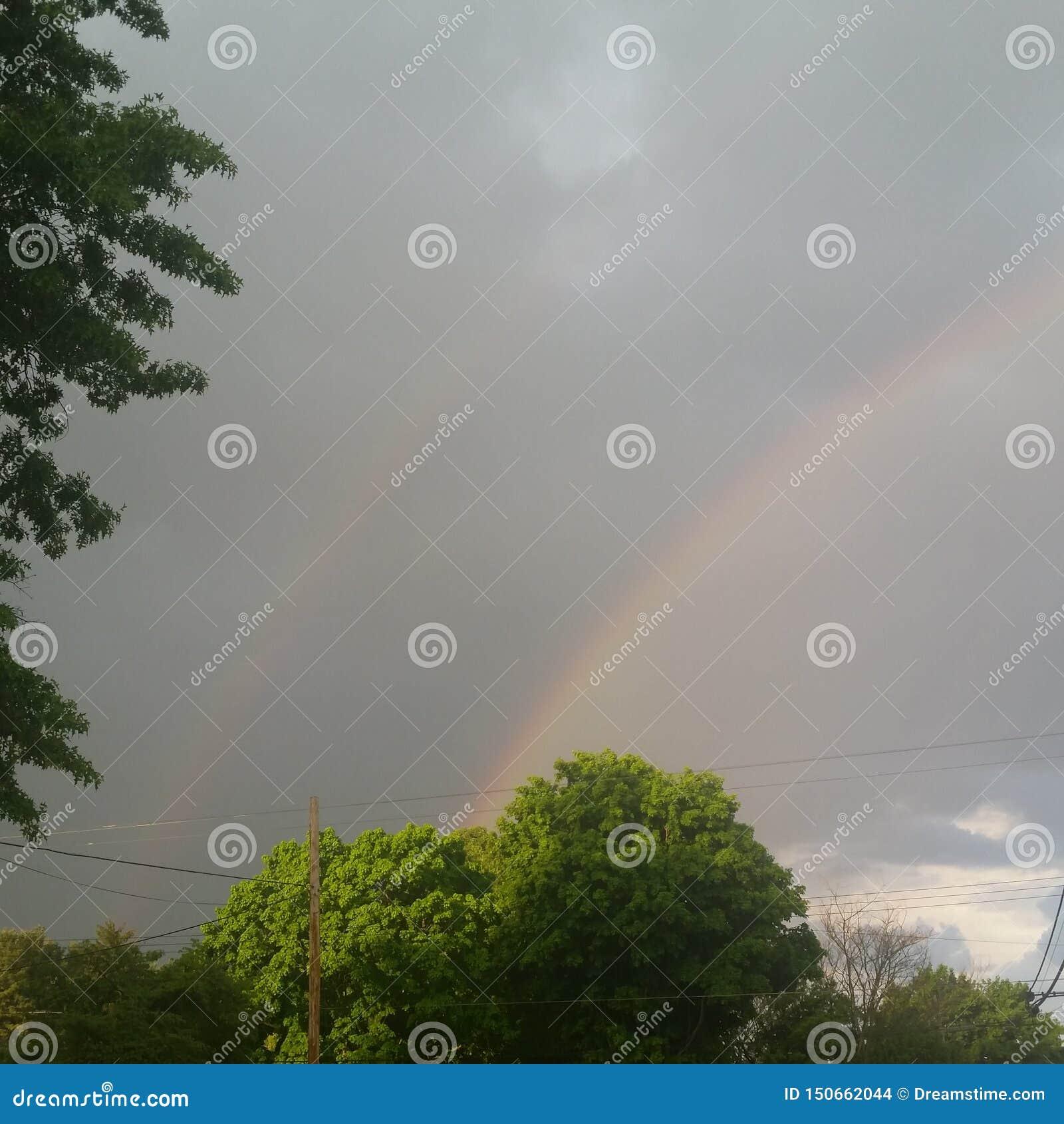 Dobro dobro do arco-íris o amor