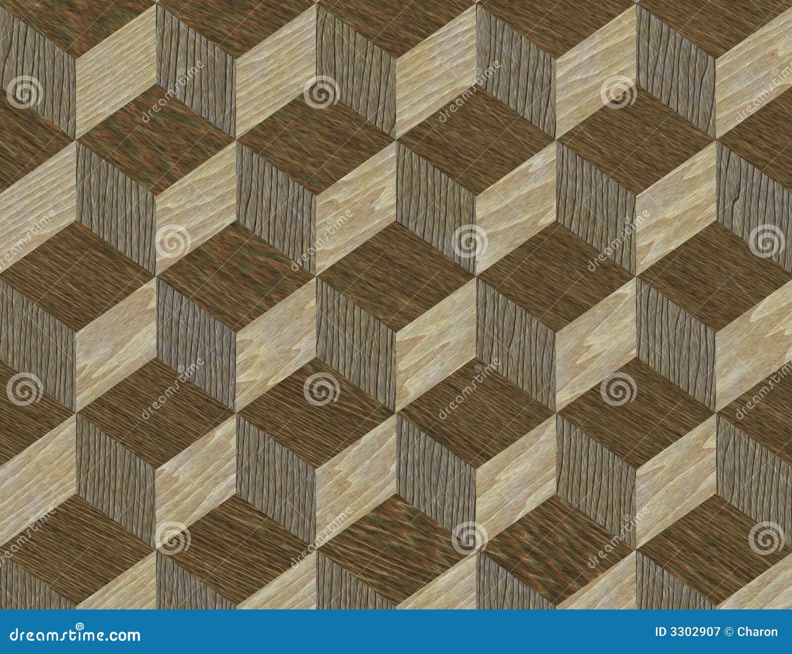 Dobrze intarsja drewniana konsystencja wzoru