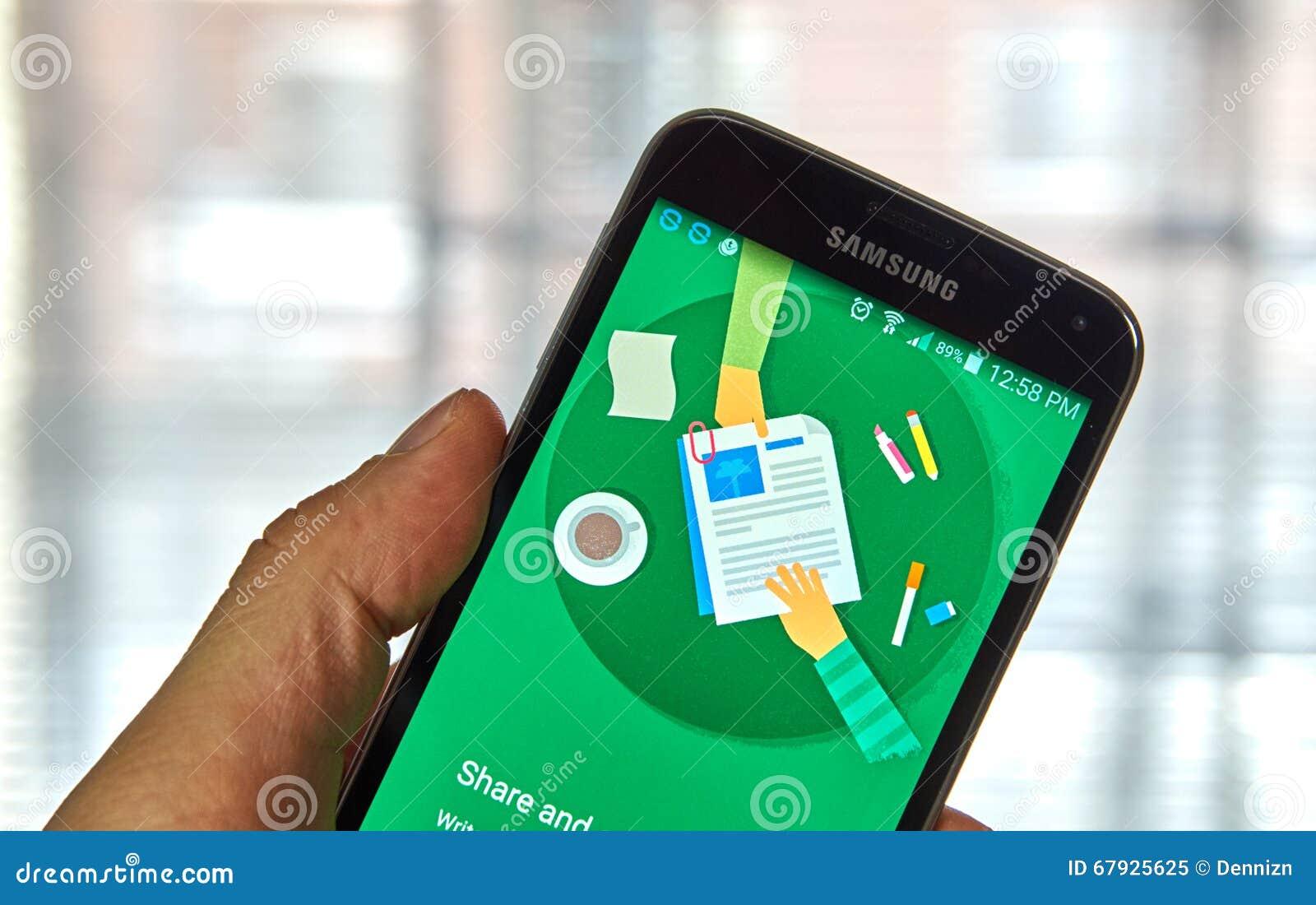 Doc.s APP mobile de Google