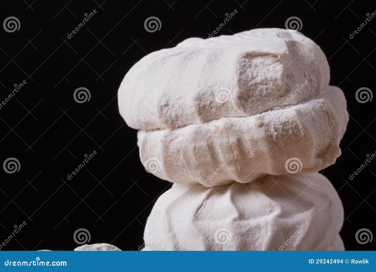 Download Doce do Marshmallow foto de stock. Imagem de açúcar, pegajoso - 29242494