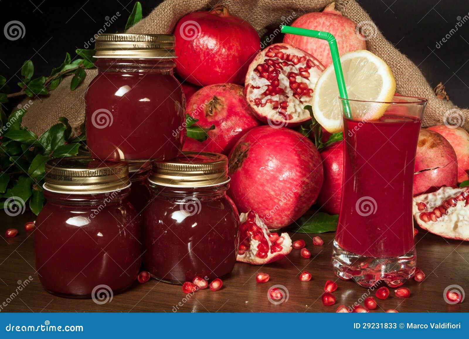 Download Doce e suco da romã imagem de stock. Imagem de naughty - 29231833