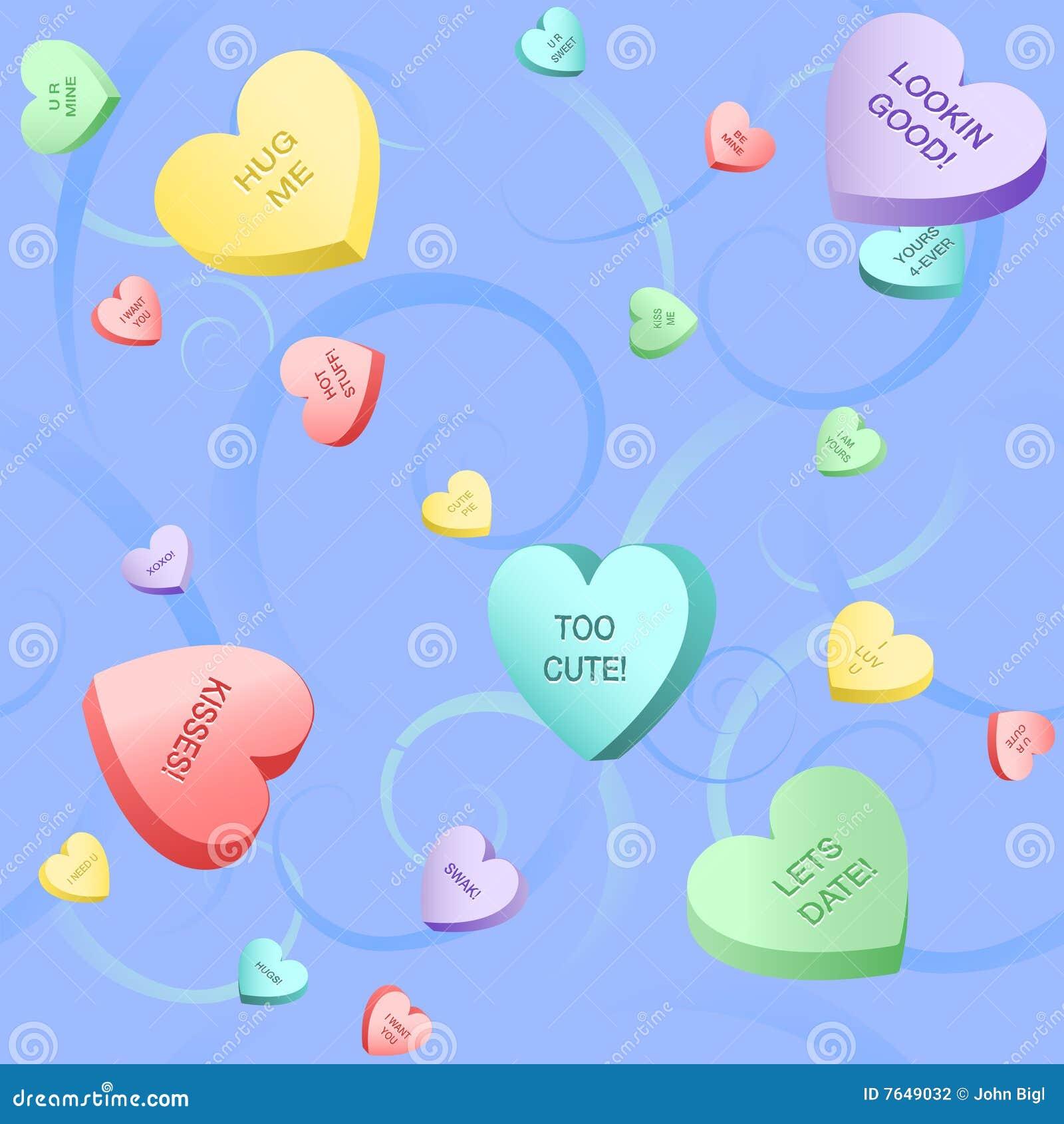 Doces e redemoinhos do coração