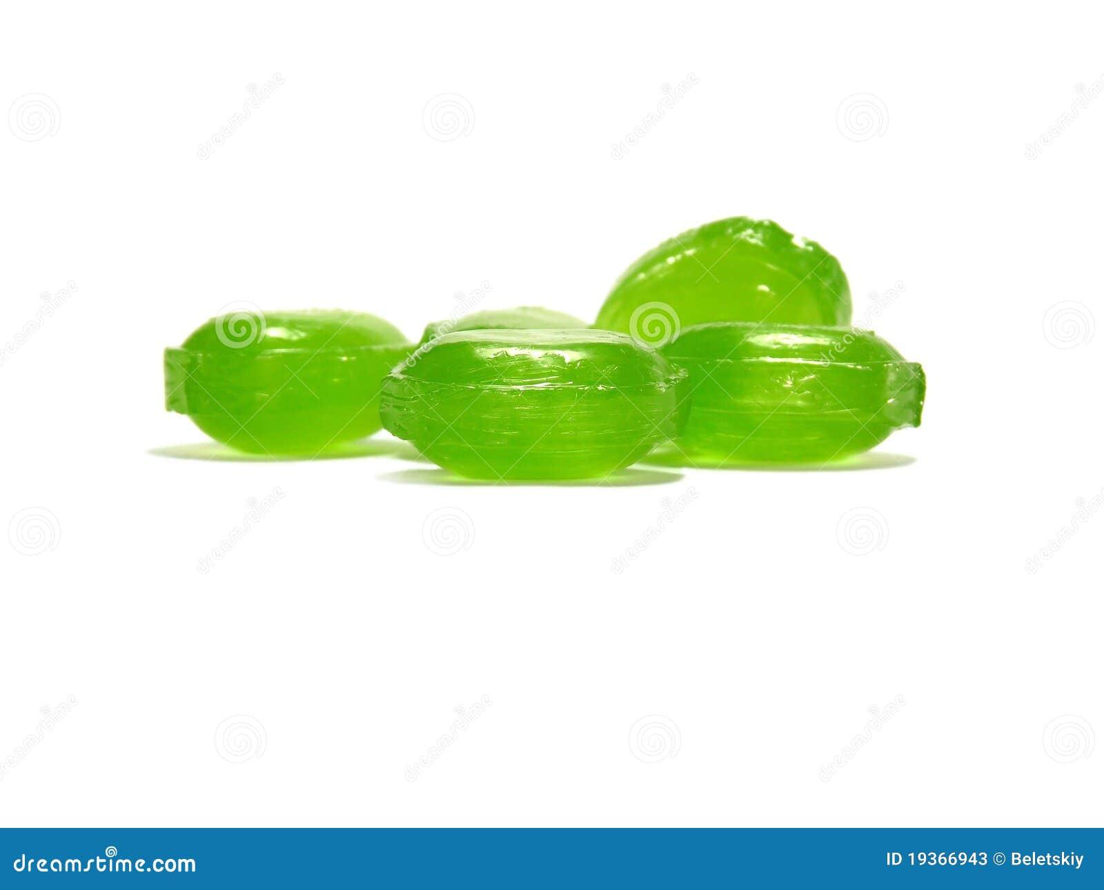 Doces verdes