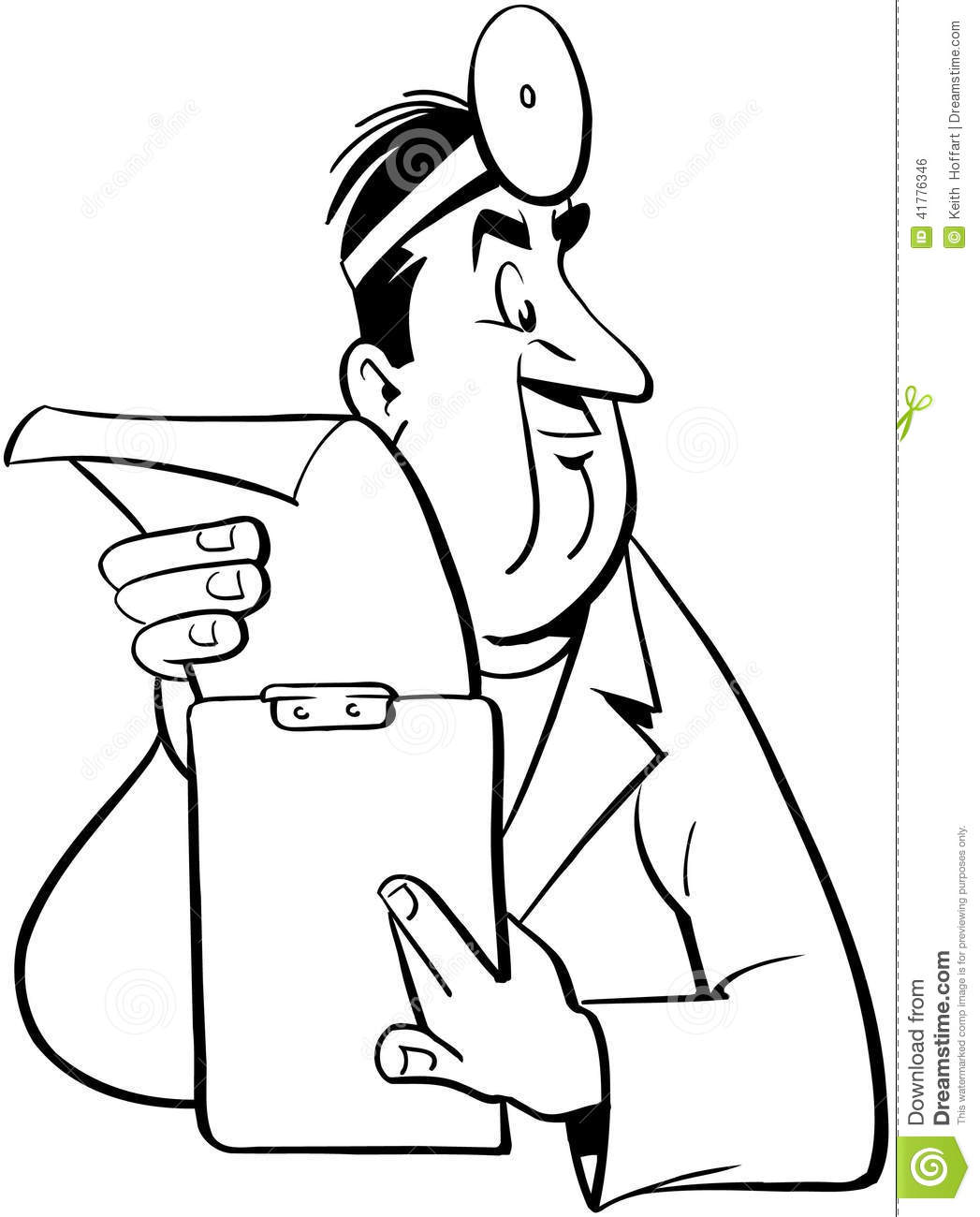 Doctor Cartoon Vector Clipart created in Adobe Illustrator in EPS ...