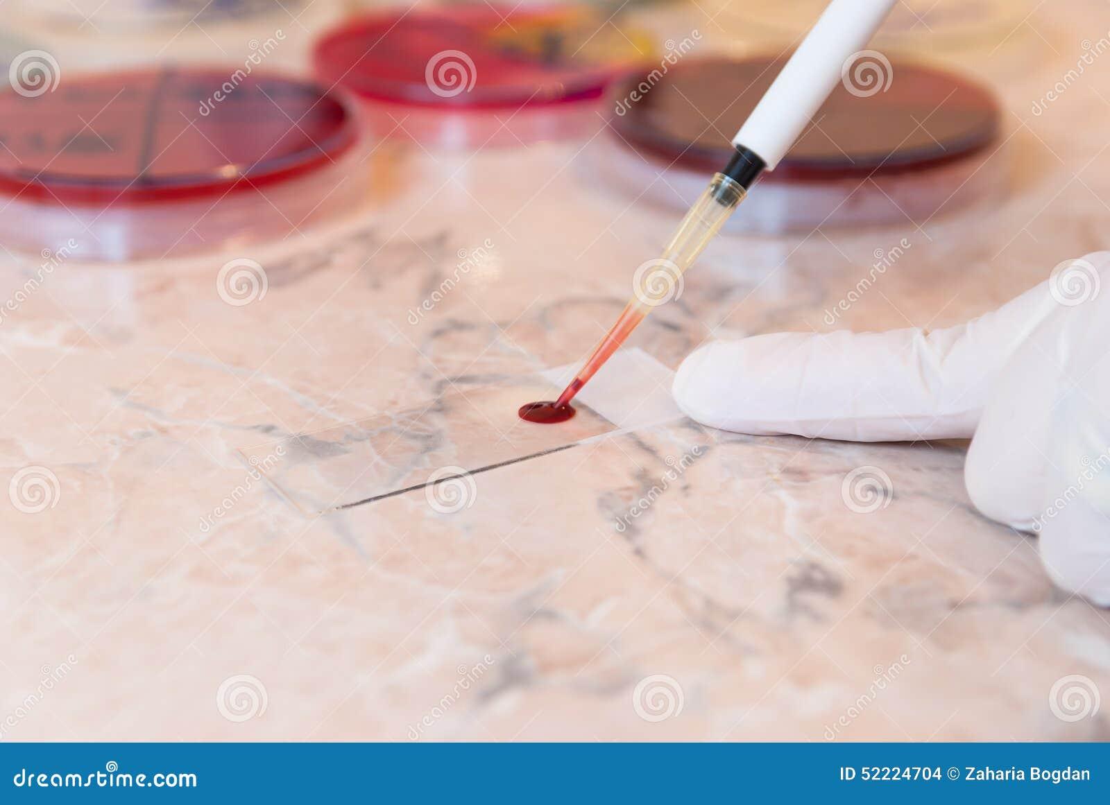 Doctor Del Laboratorio O Investigador Científico Que Se Prepara Para ...