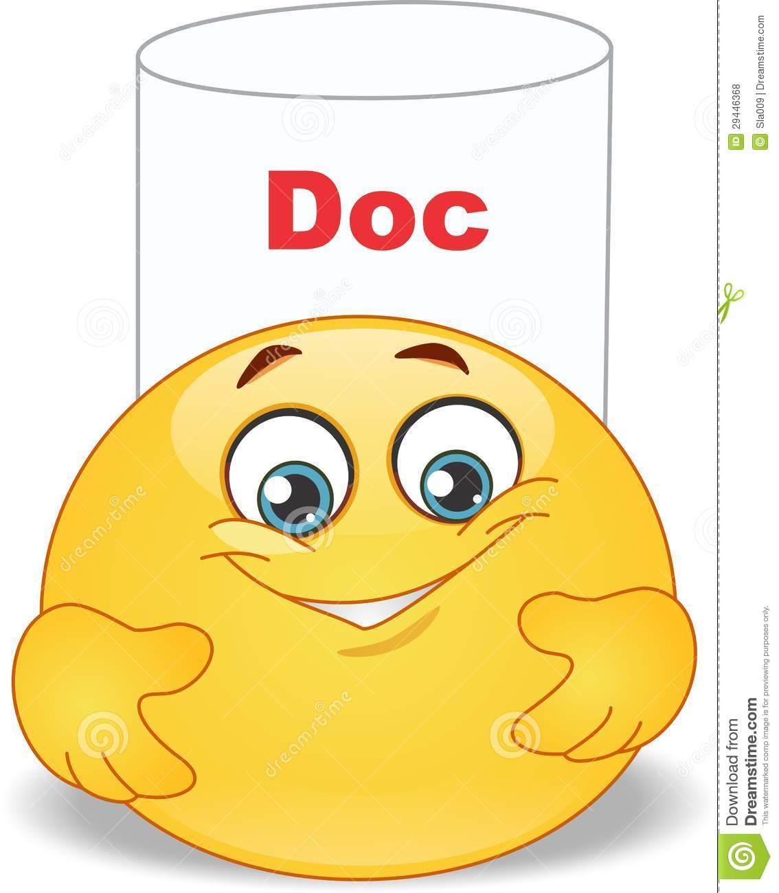 doctor emoticon royalty free stock photos image 29446368 free nurse clipart of stethoscope free nurse clip art