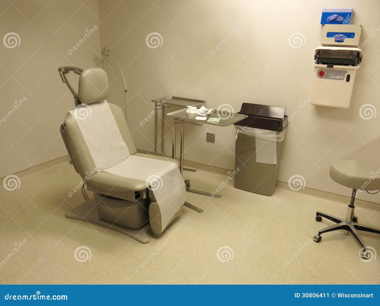 Medical Hospital Doctor Examination Room Stock Illustration ...