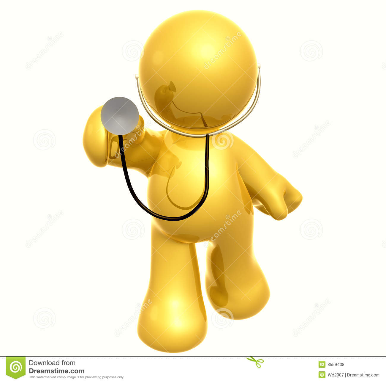 Doctor Icon Figure Royalty Free Stock Photos - Image: 8559438