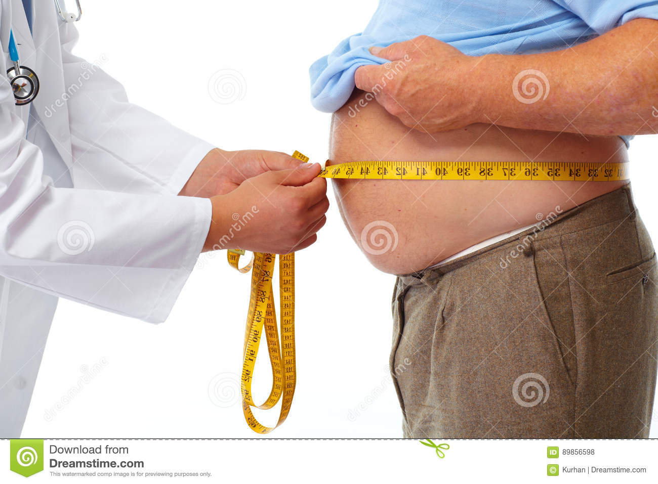 Obese Stock Photos