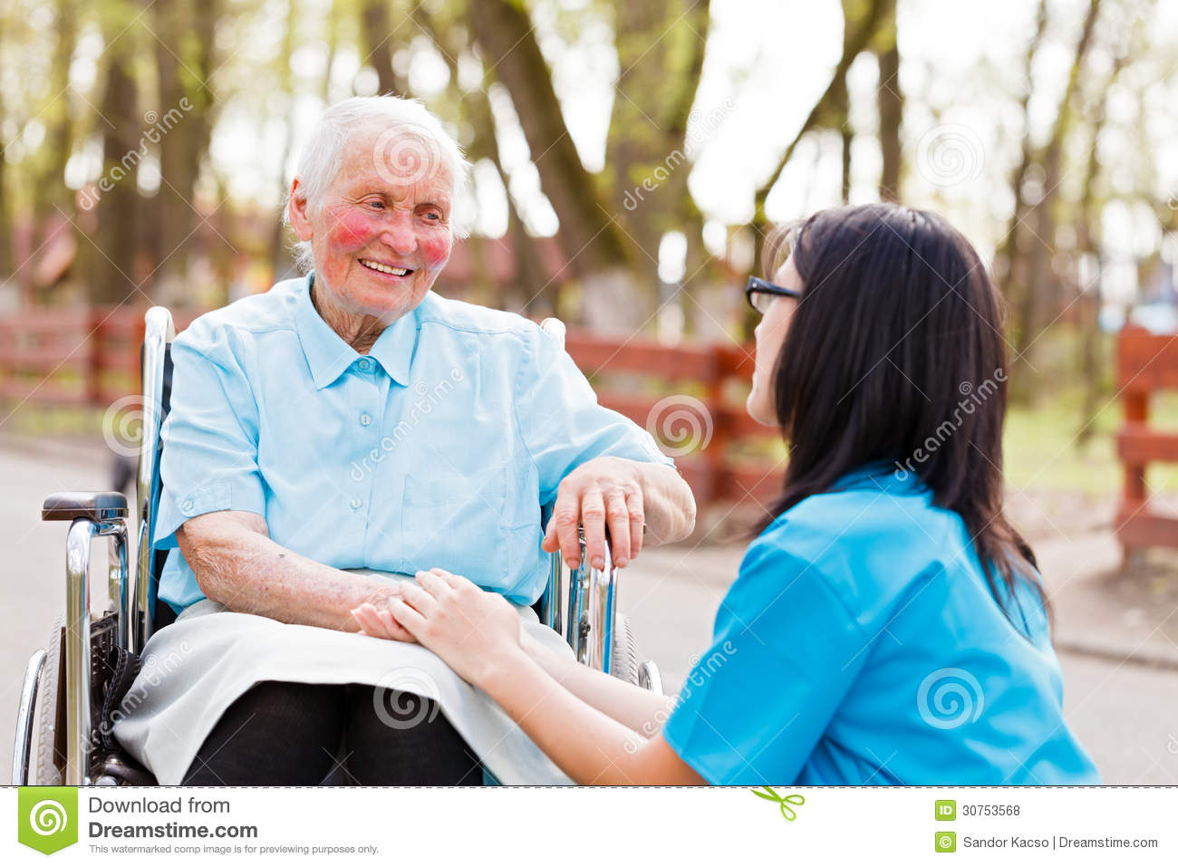 taking care of the elderly Forget obamacare, forget trumpcare — according to a team of researchers from  stanford university's clinical excellence research center,.