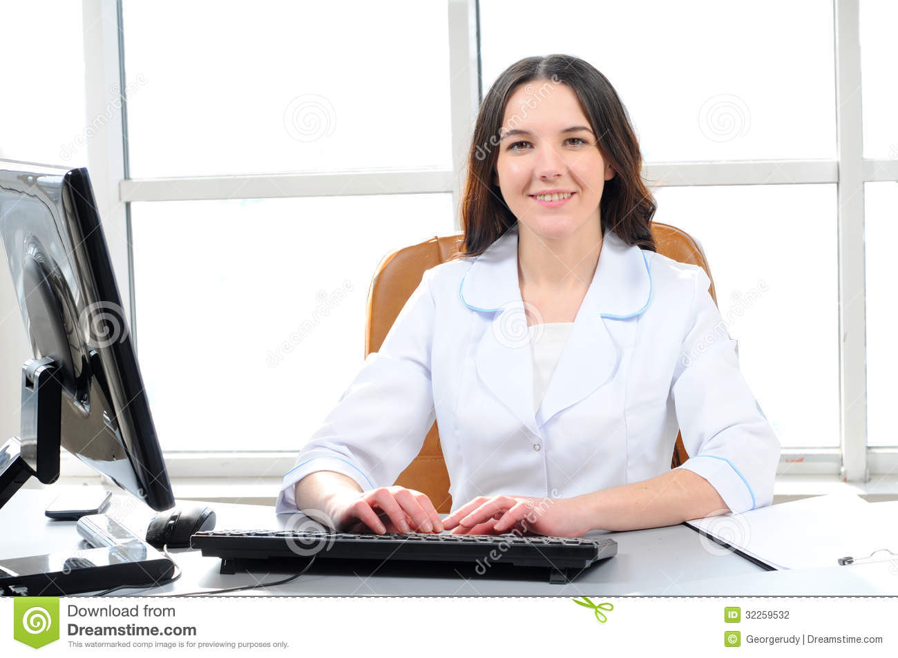 Doctor Stock Photography Image 32259532