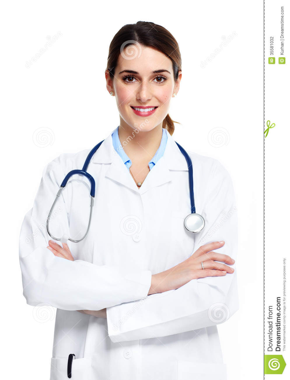 Doctor Background Doctor woman. stock ph...