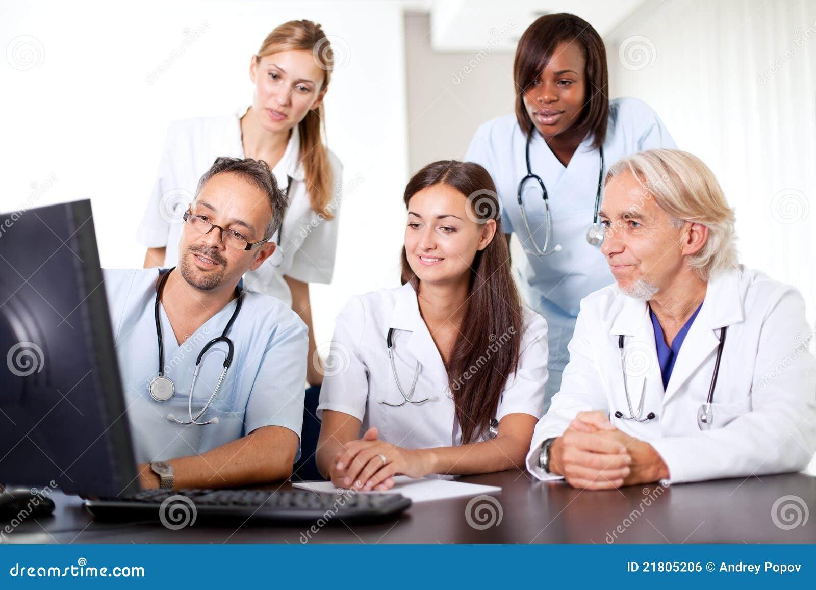 Doctors det vänliga gruppsjukhuset