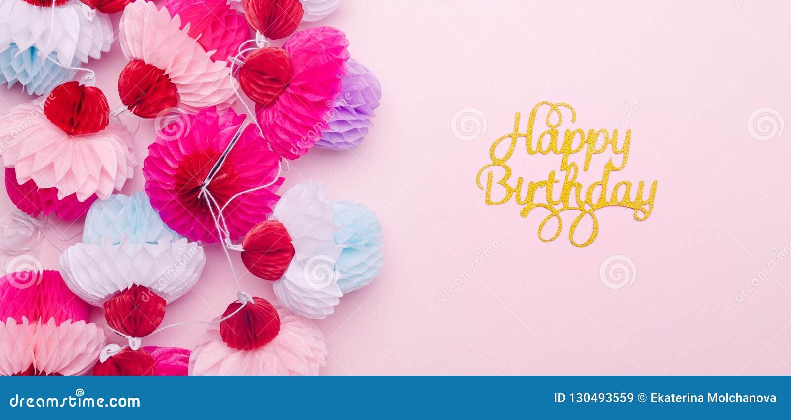 Document Cupcakes Slinger En Het Gelukkige Verjaardag Van Letters