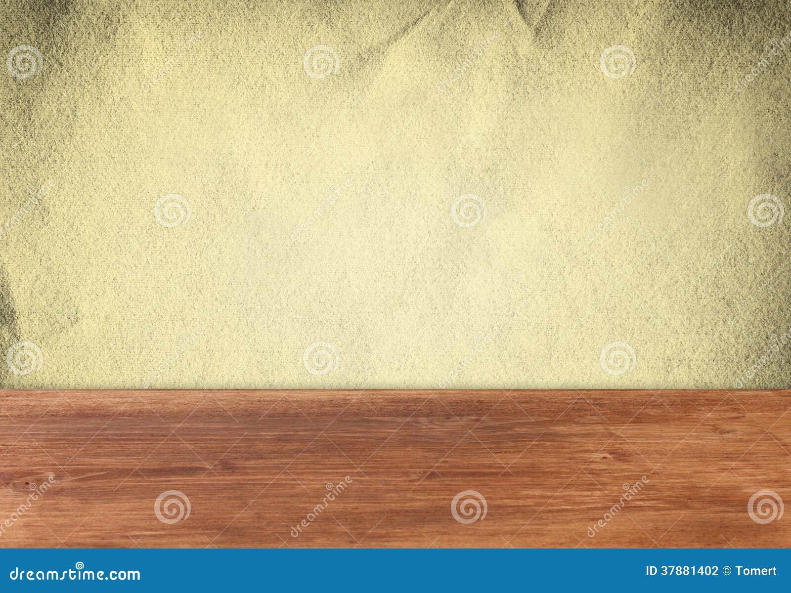 Document textuur over houten achtergrond