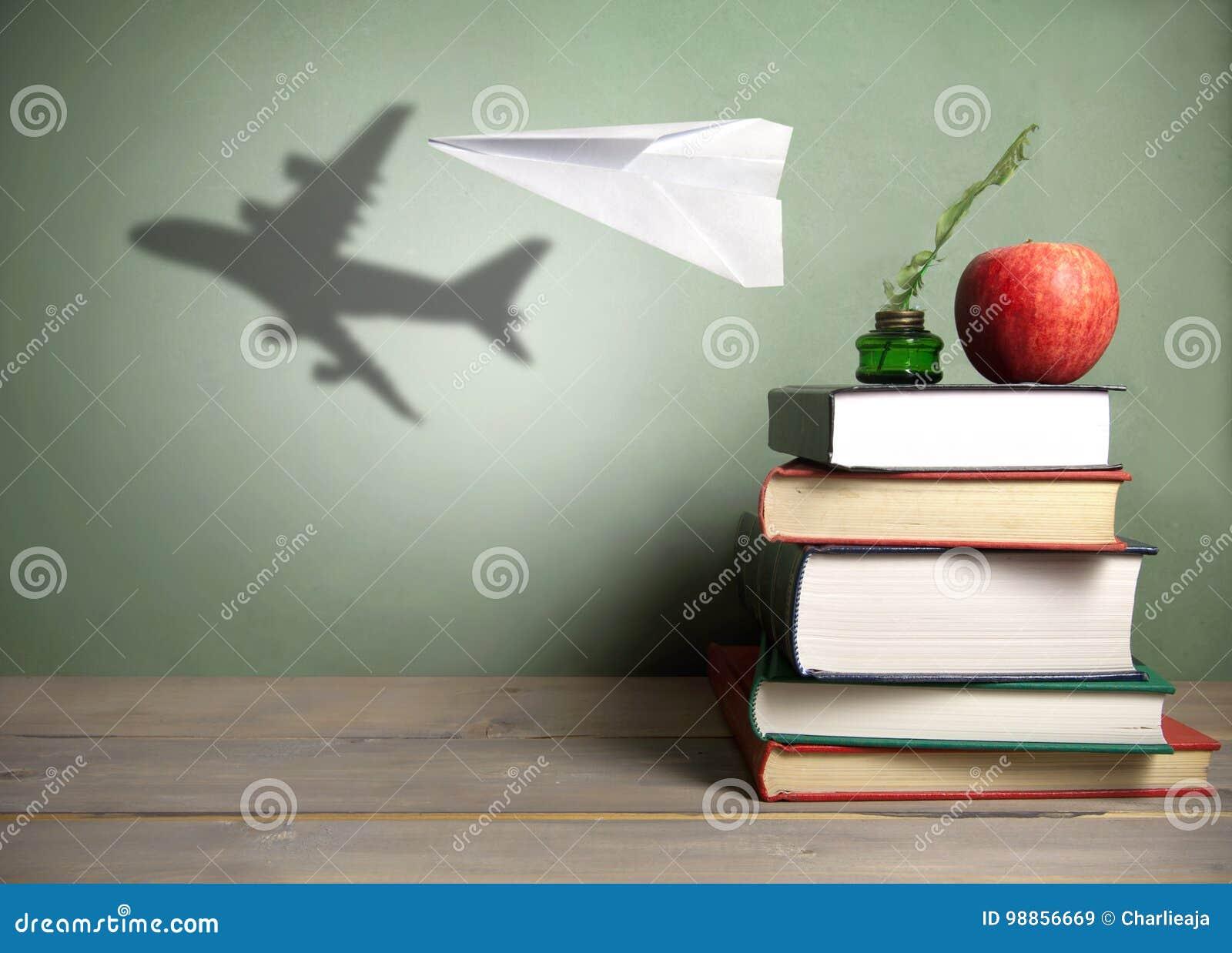 Document vliegtuigconcept