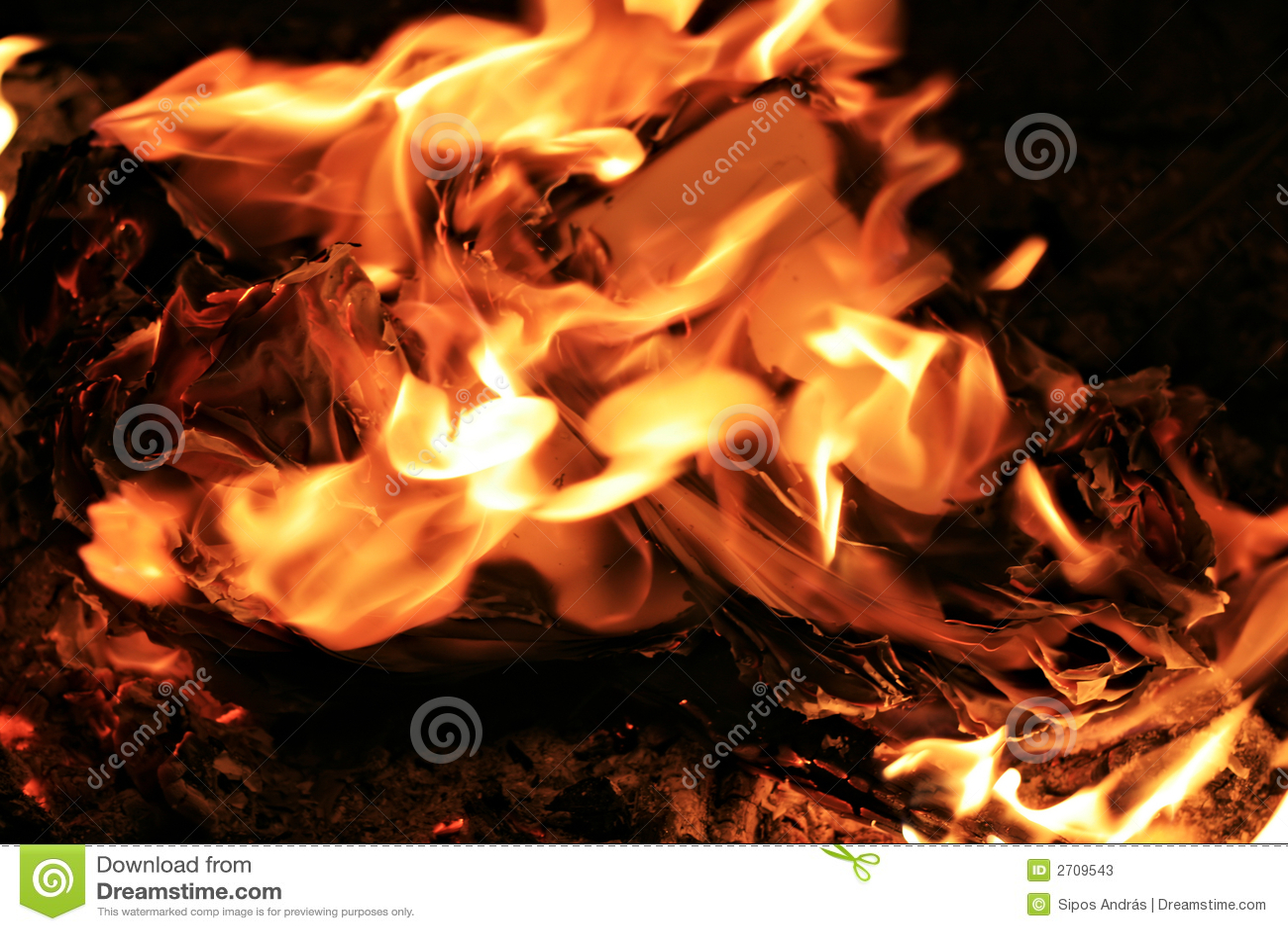 Documenti Burning
