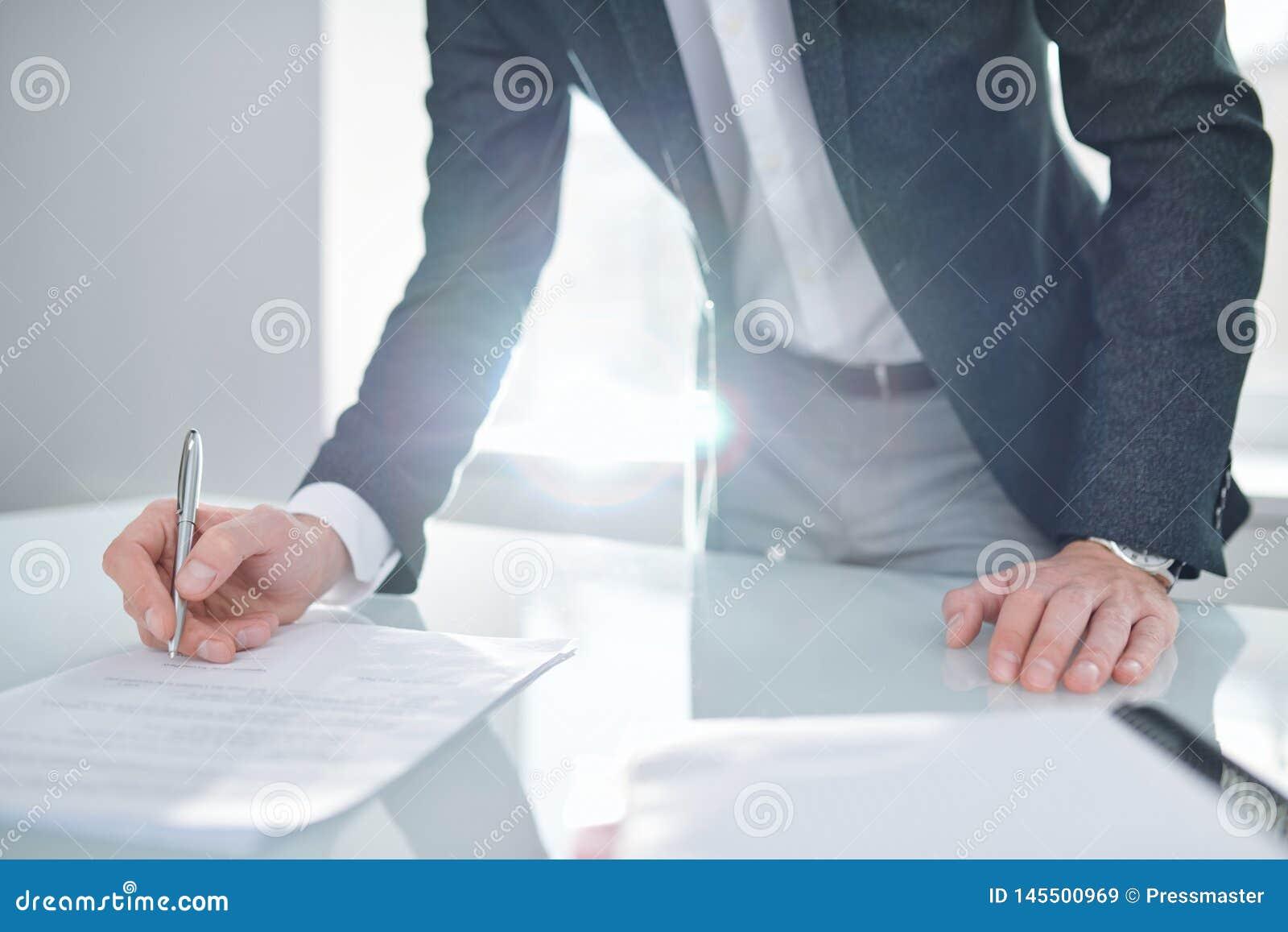 Documenti di firma