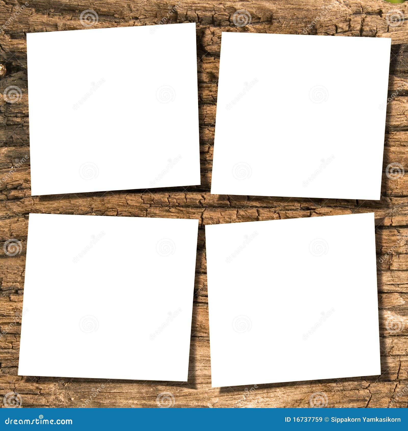 Documenti su legno