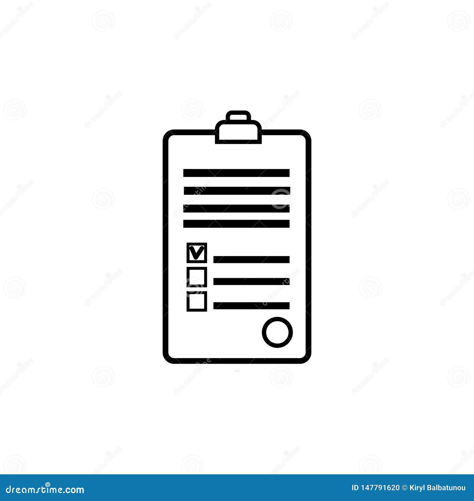 Documento com o texto abstrato assinado e carimbado, um formulário médico com um questionário e uma história médica com um grampo
