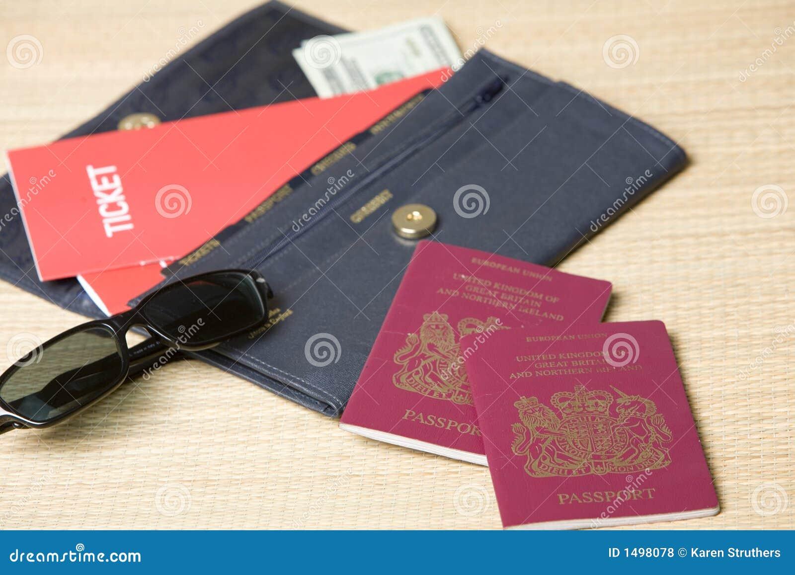 Documento de viaje