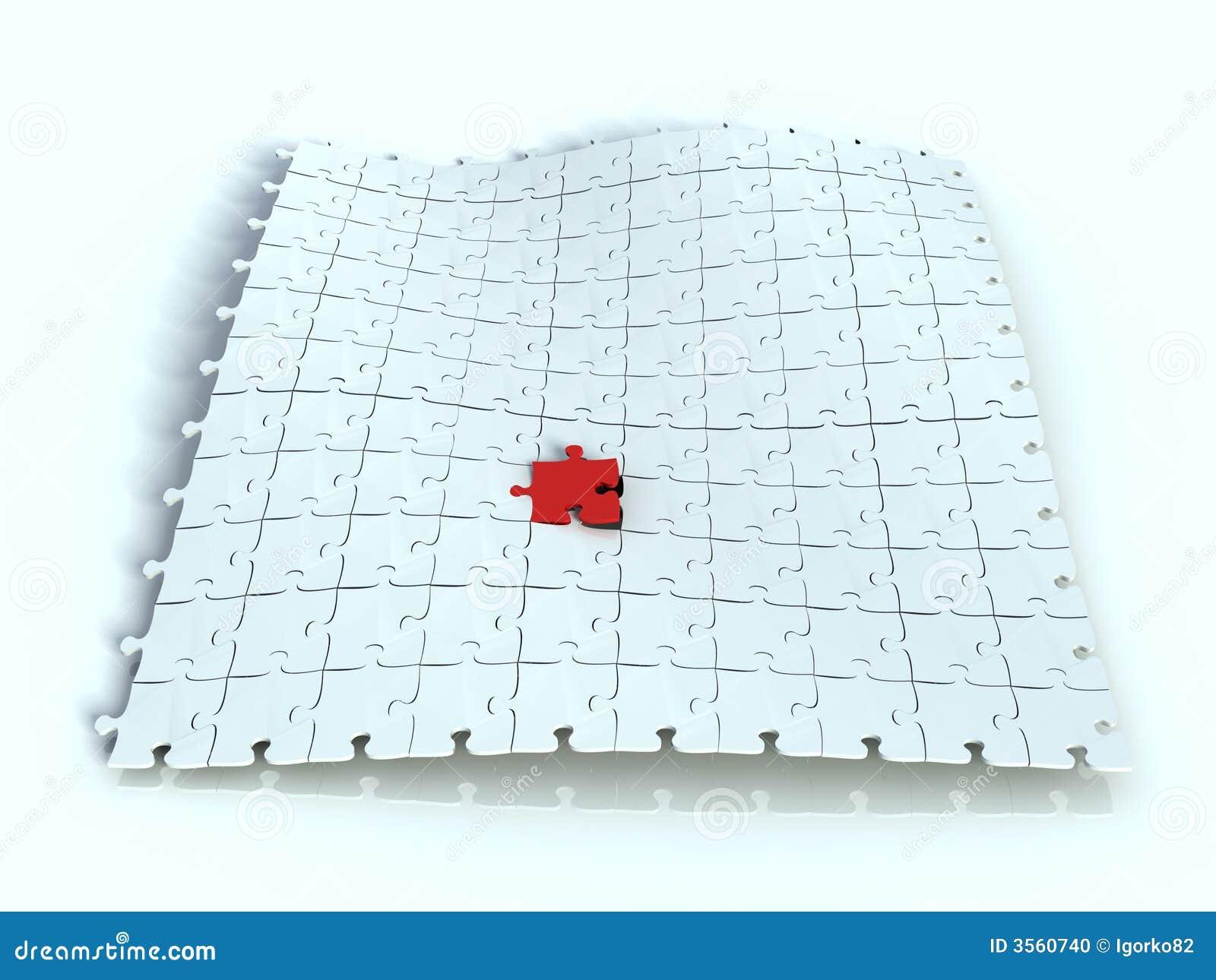 Documento di puzzle