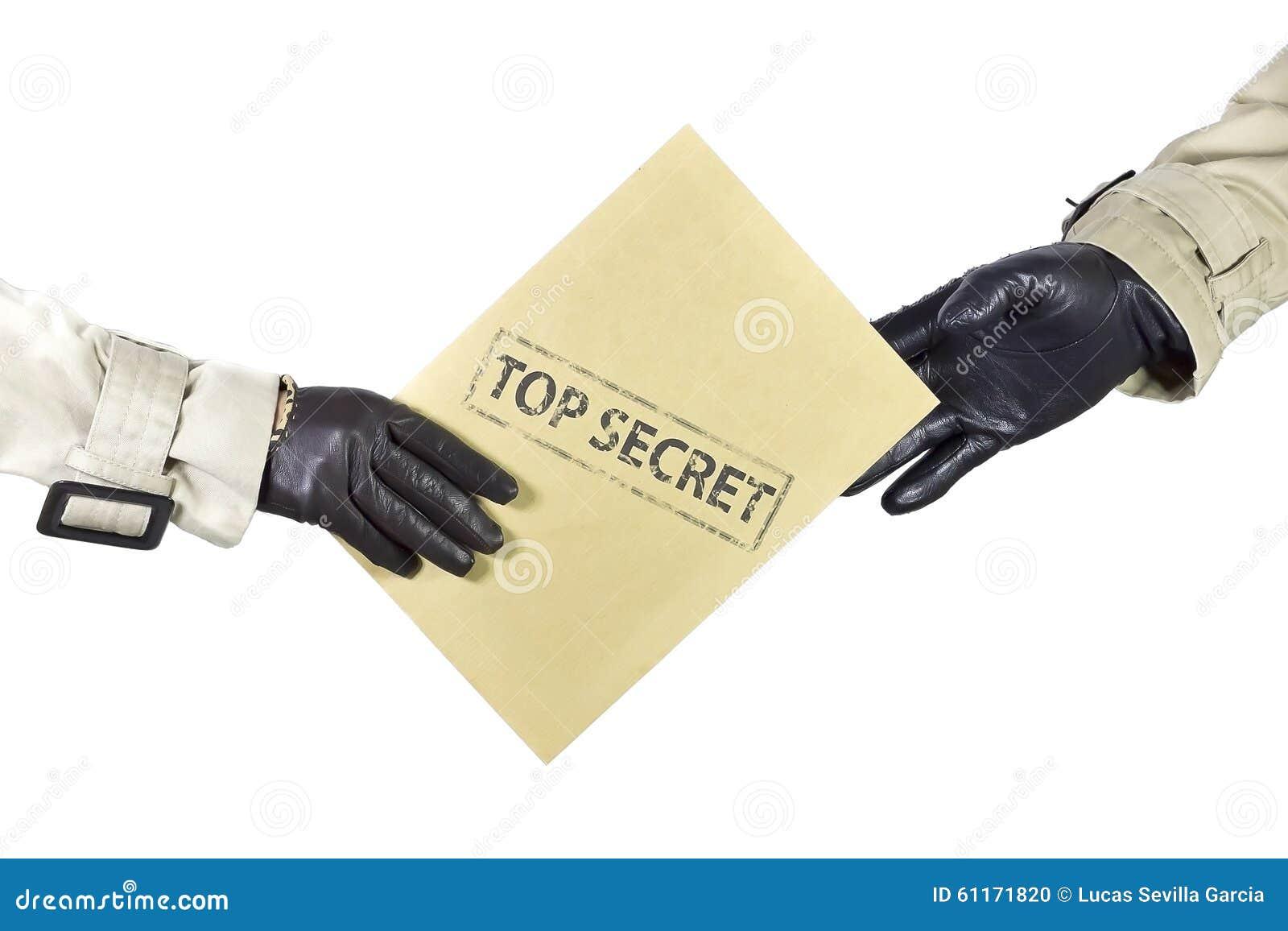Documentos secretísimos