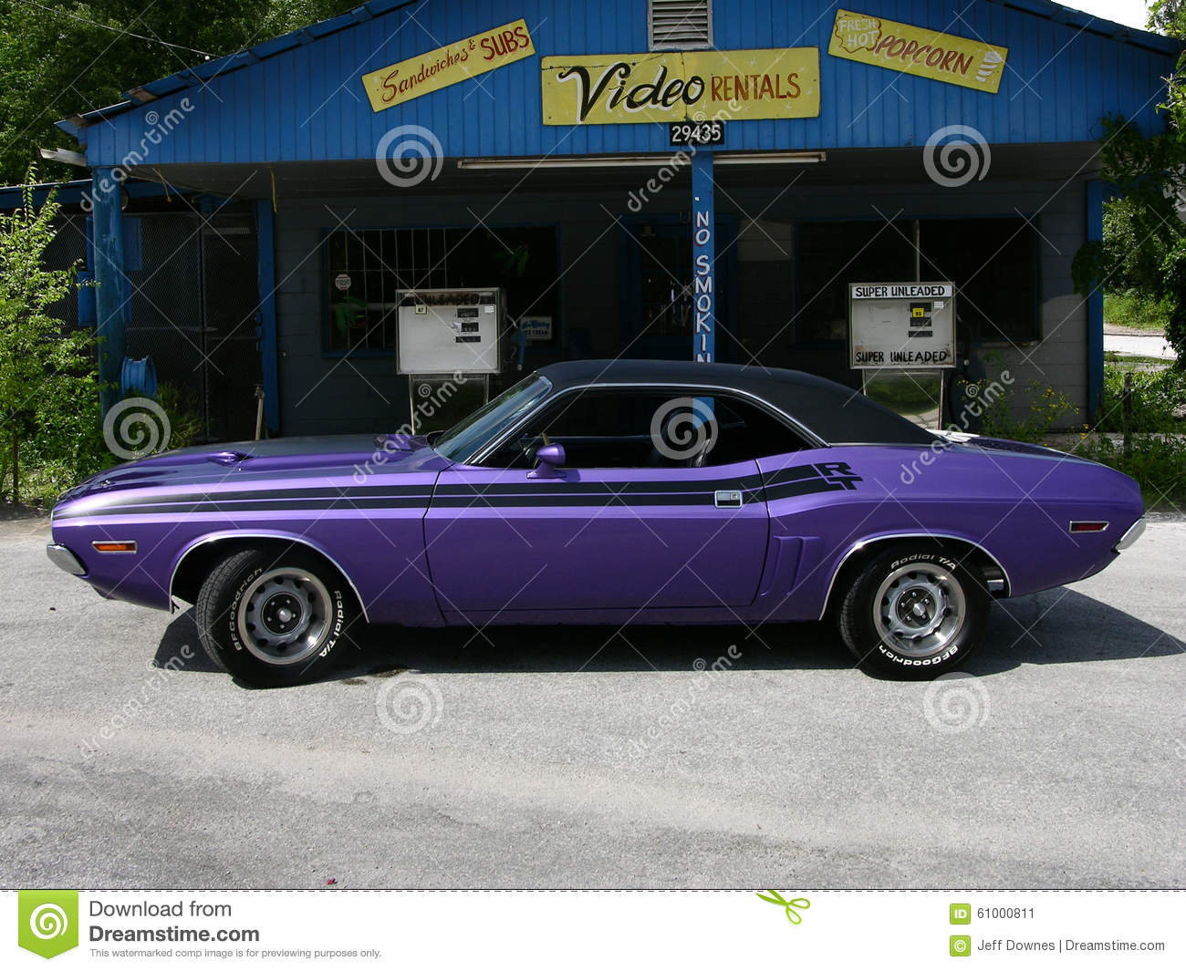 1971 Dodge Challenger R T Editorial Photo Image Of 1971