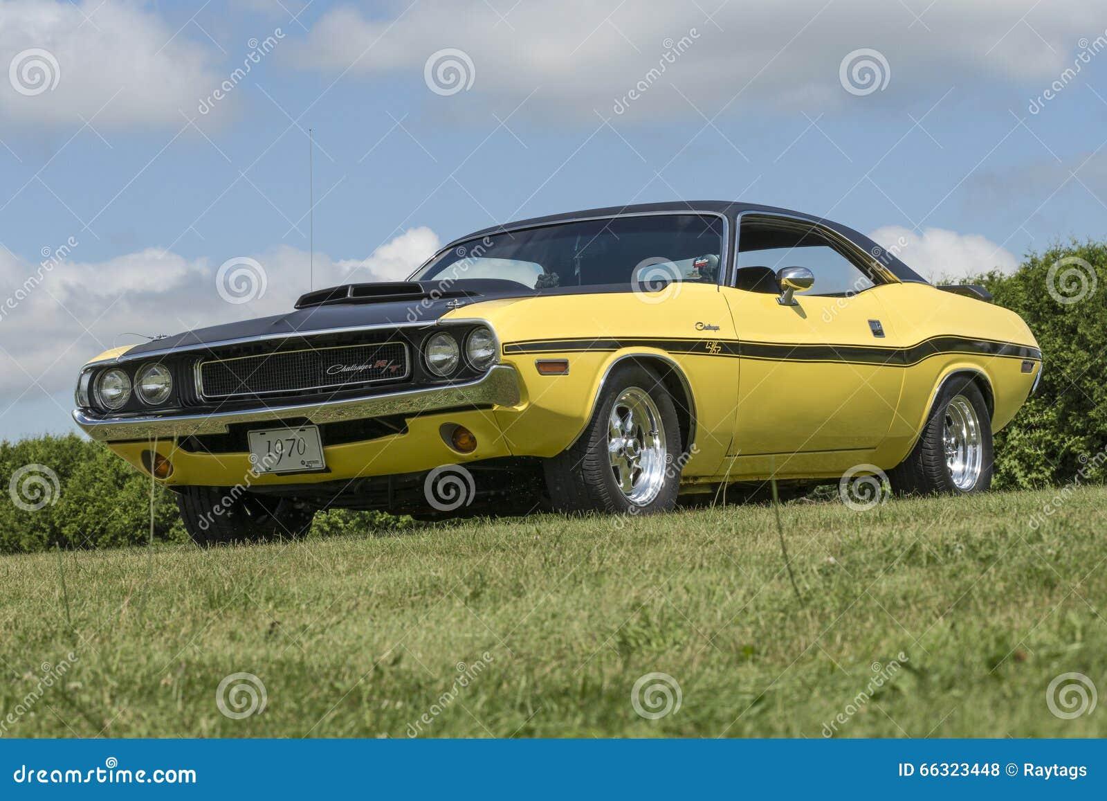Dodge Challenger Rt Editorial Stock Photo Image 66323448