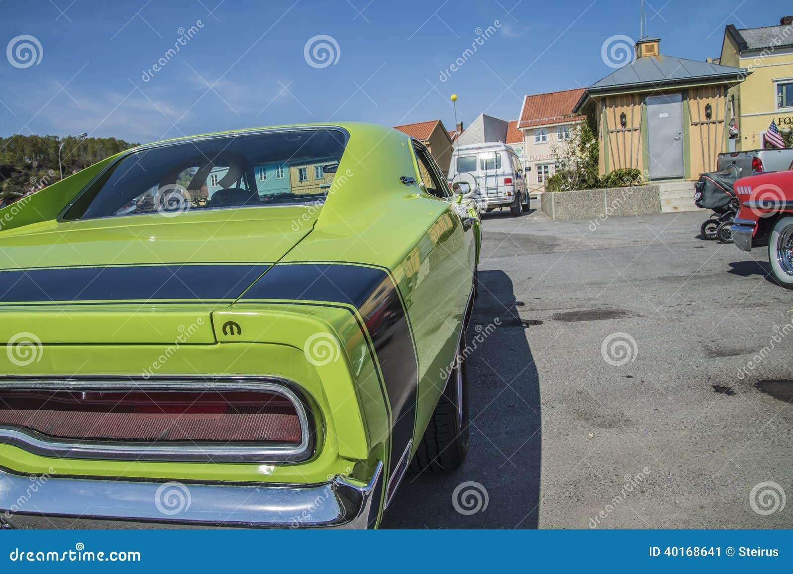 Dodge Charger RT On Display. Editorial Photo   CartoonDealer.com #60889303