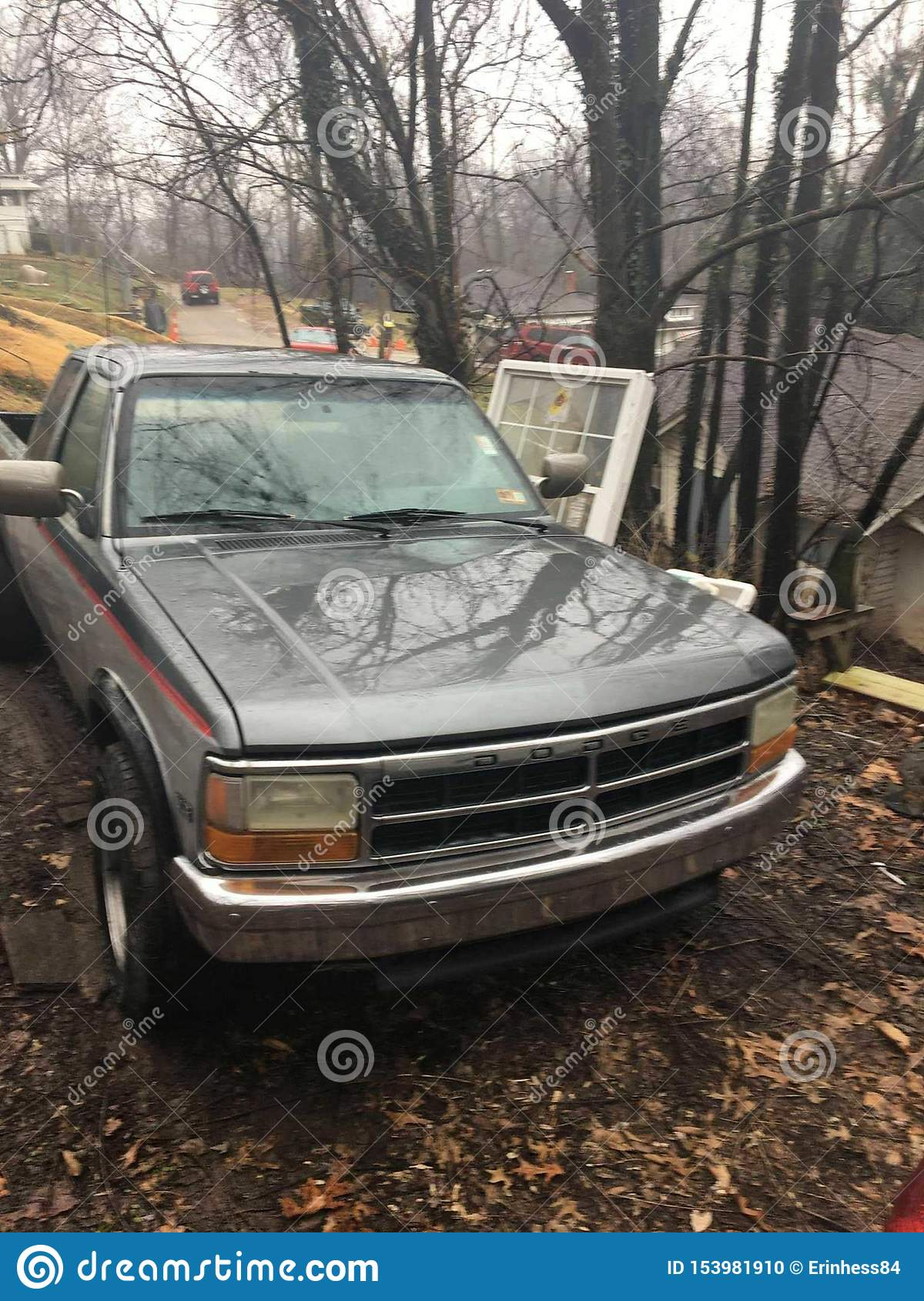 1992 Dodge Dakota V8 5 2