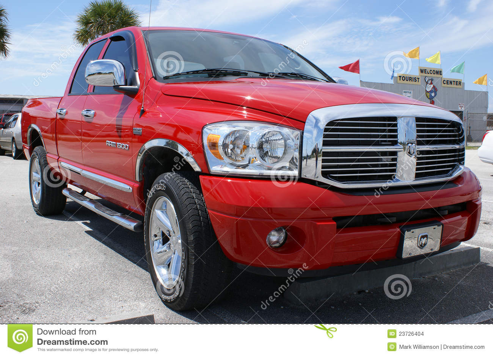 Dodge Ram 1500 in Florida