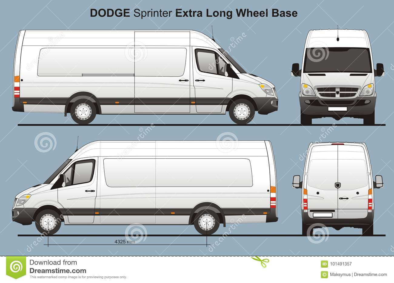 for sprinter trucks van single utility sale truck dodge axle by
