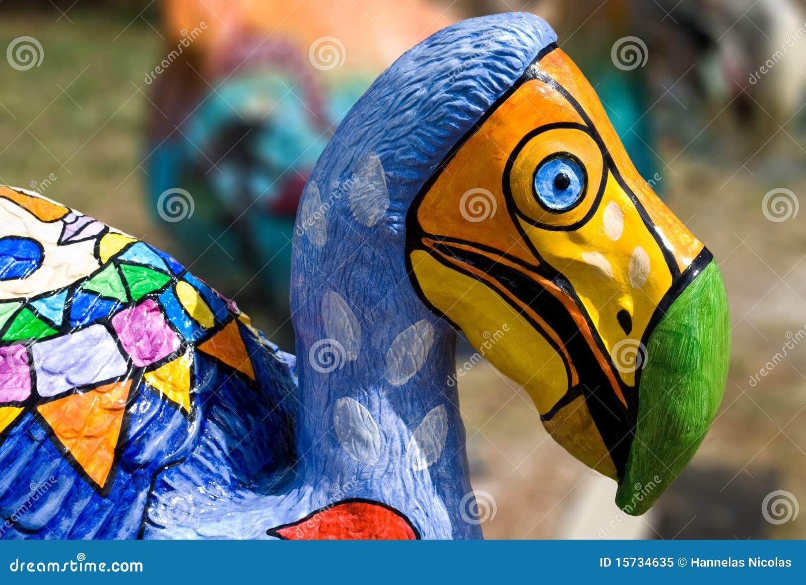Dodo by Vaco Closeup