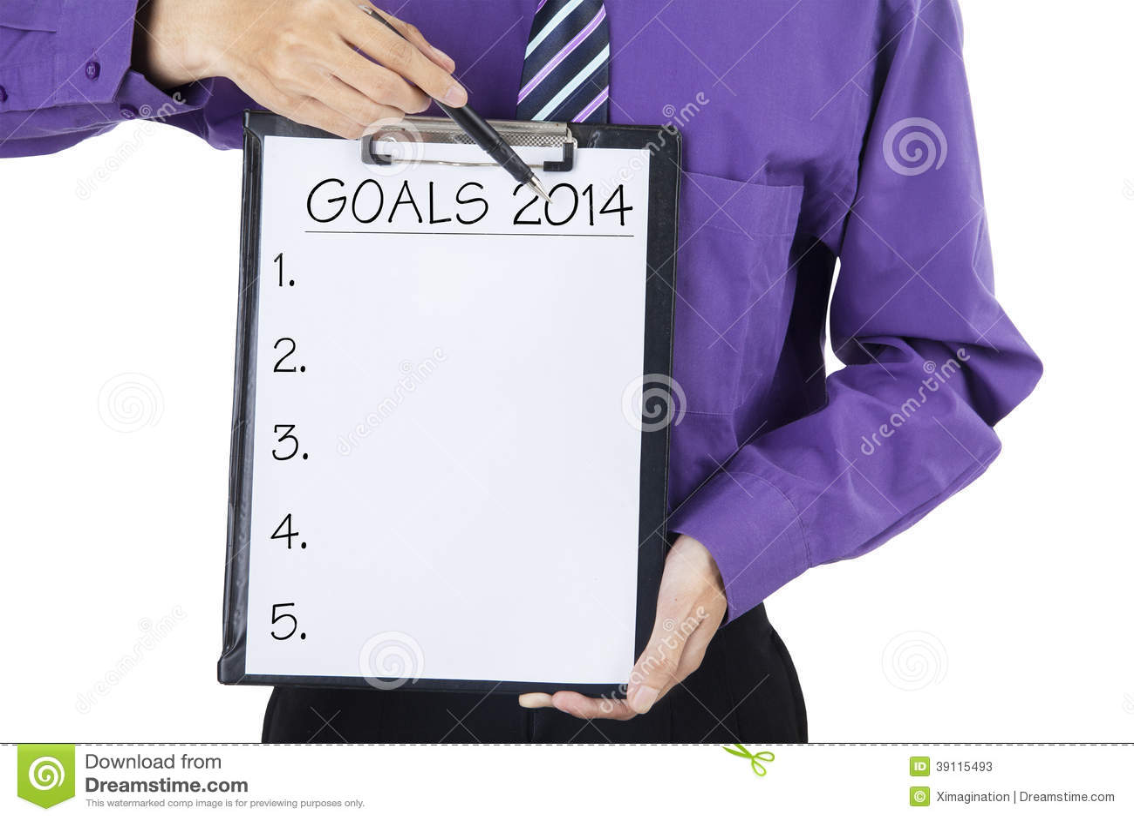 Doelstellingen voor 2014