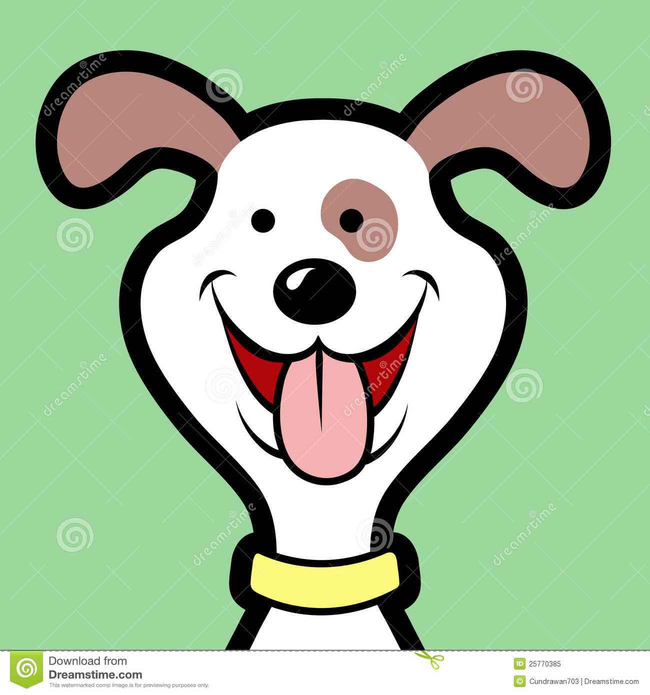 Avatar 2 Animals: Dog Avatar Royalty Free Stock Photo