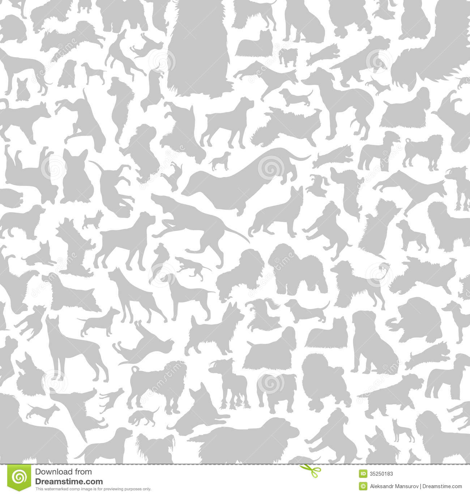Dog A Background Stock Photos - Image: 35250183