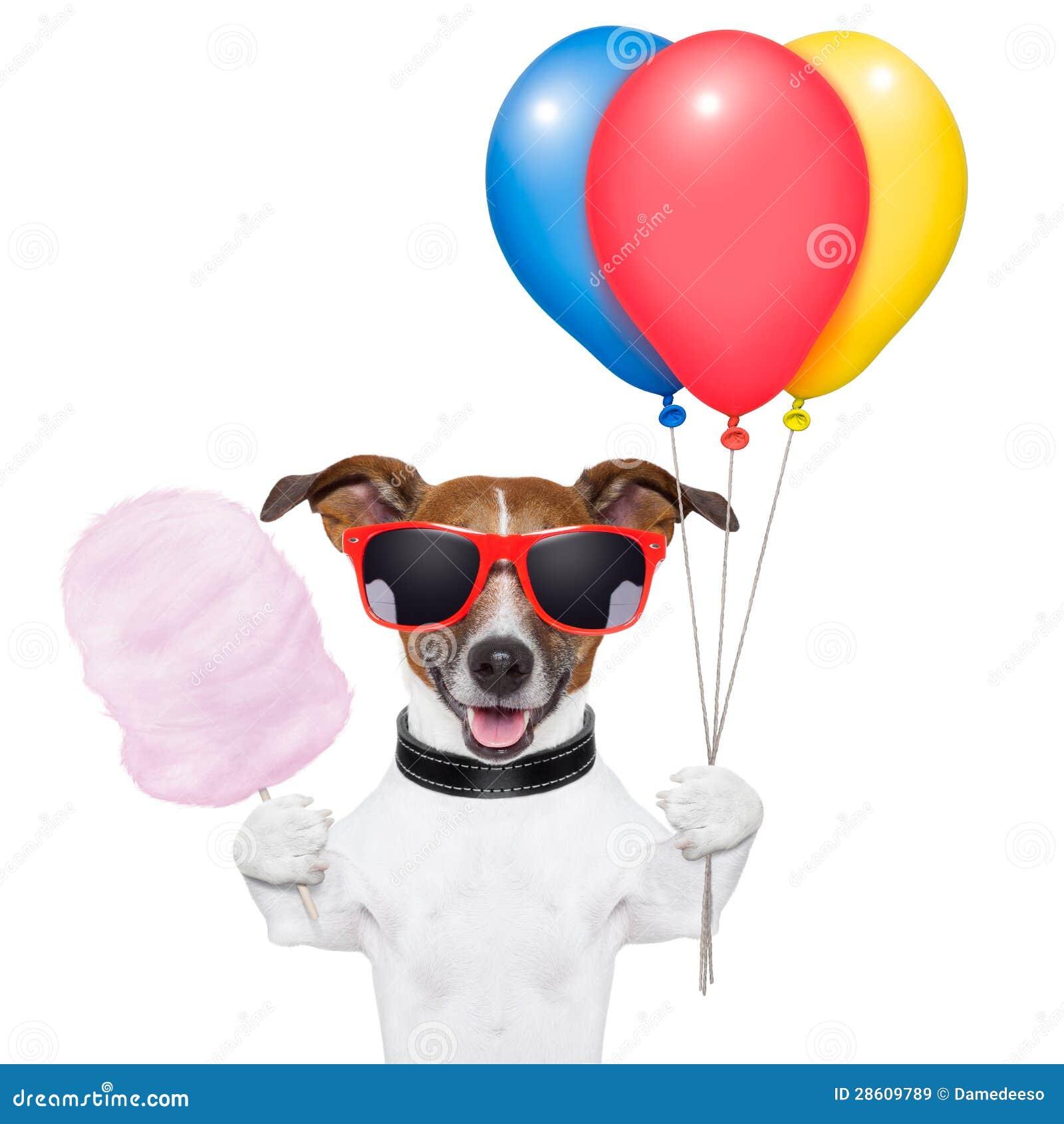 Puppy Dog Balloons