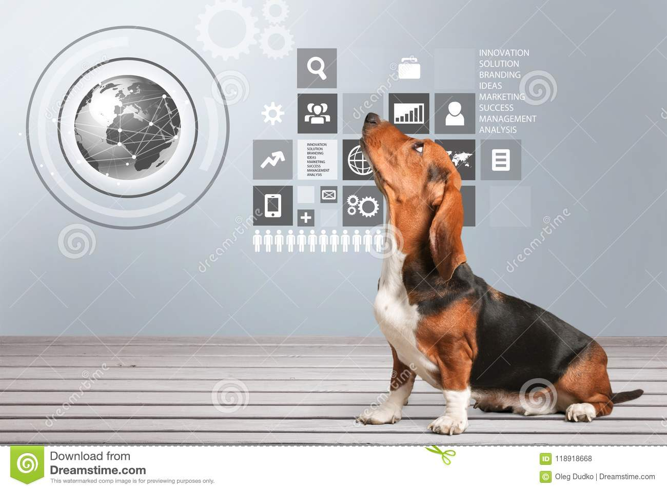 Dog Stock Photo Image Of Pets Looking Life Small 118918668