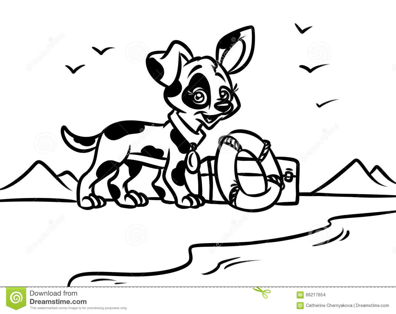 coloring pages of lifeguard stand - photo#23