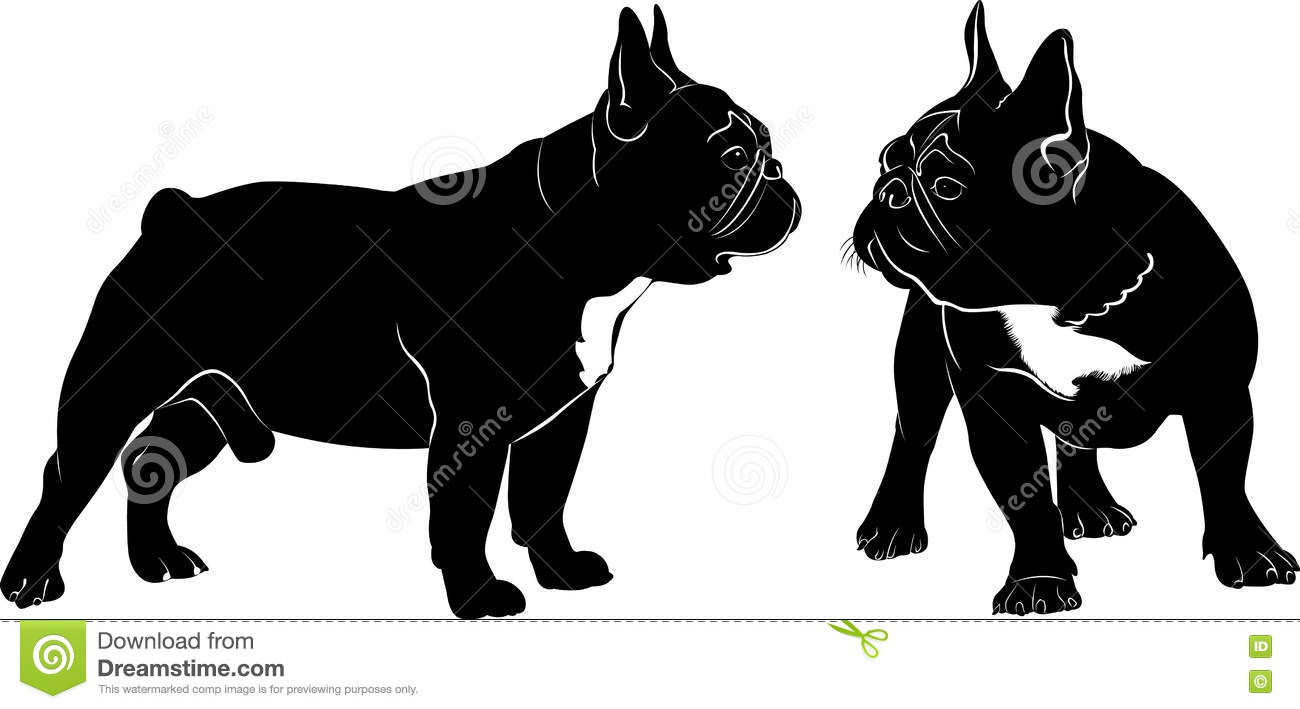 Dog Black Silhouette Icon Royalty-Free Stock Image ...