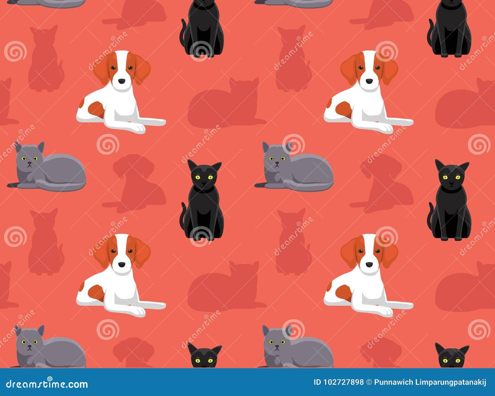 Dog Cat Wallpaper 6