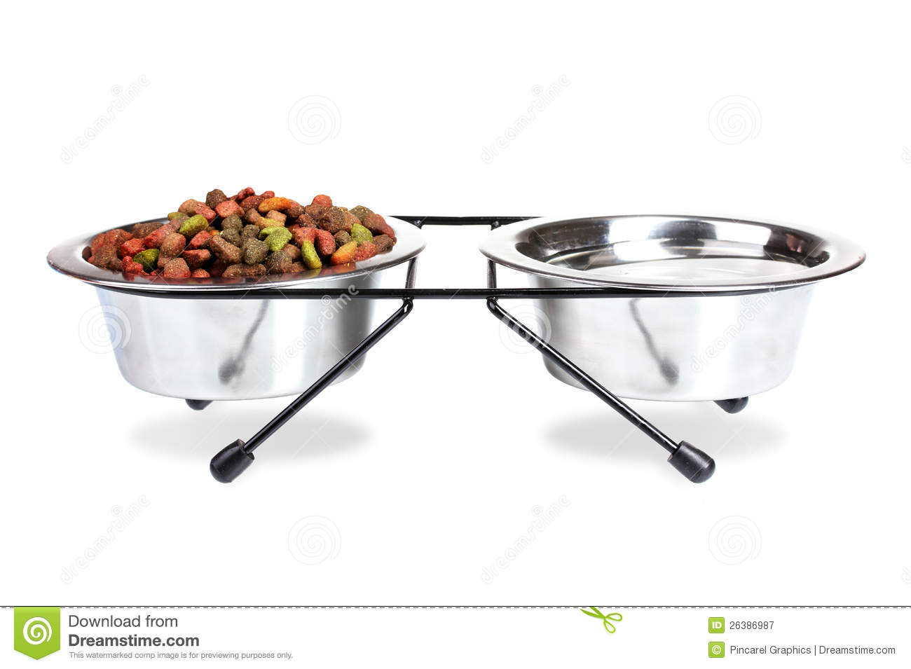 Uncategorized Dog Food And Water Bowl dog food bowls stock image of layer nutrition 26386987 bowls
