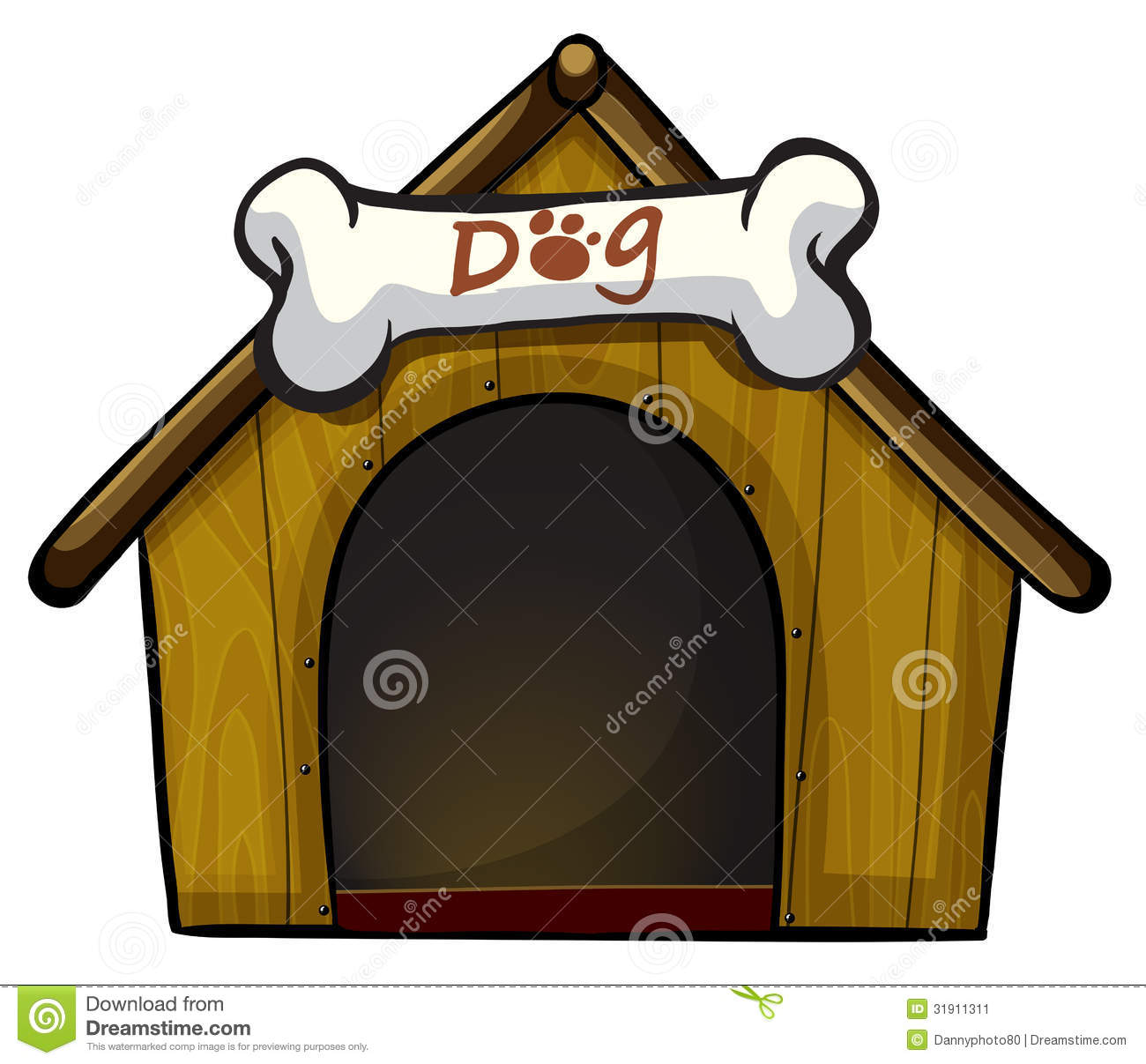 Dog House Cartoon Images