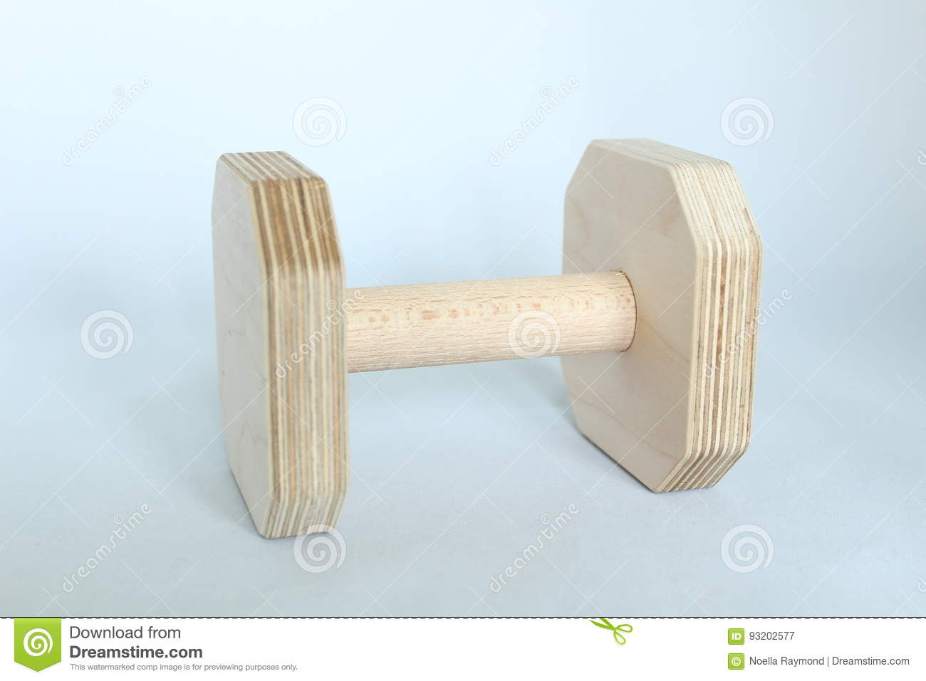Dog Obedience Dumbbell For Dog Stock Image Image Of Intake