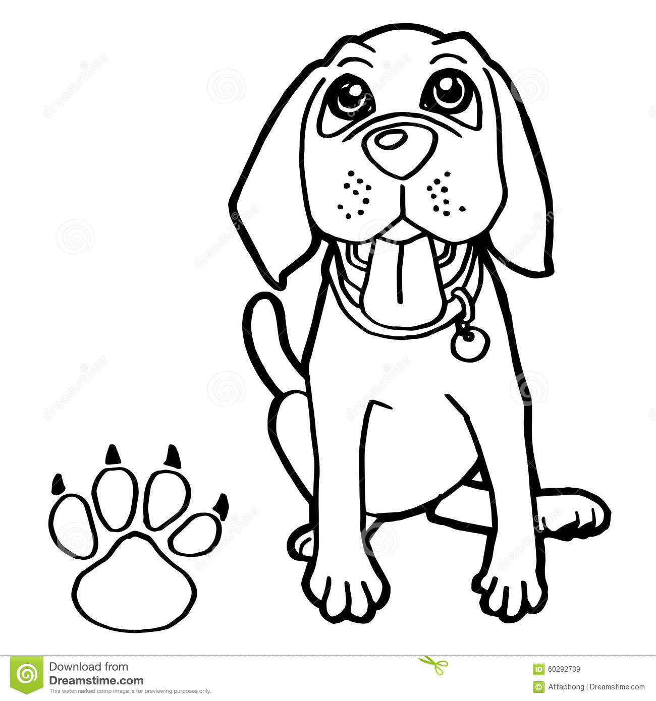 paw print coloring page - pin puppy paws colouring pages on pinterest
