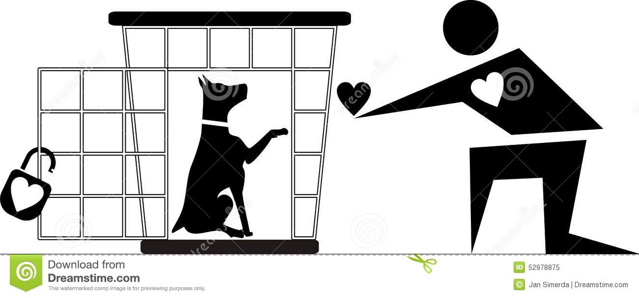 dog shelter stock illustrations 1 609 dog shelter stock rh dreamstime com Animal Shelter Donations Animal Shelter Building