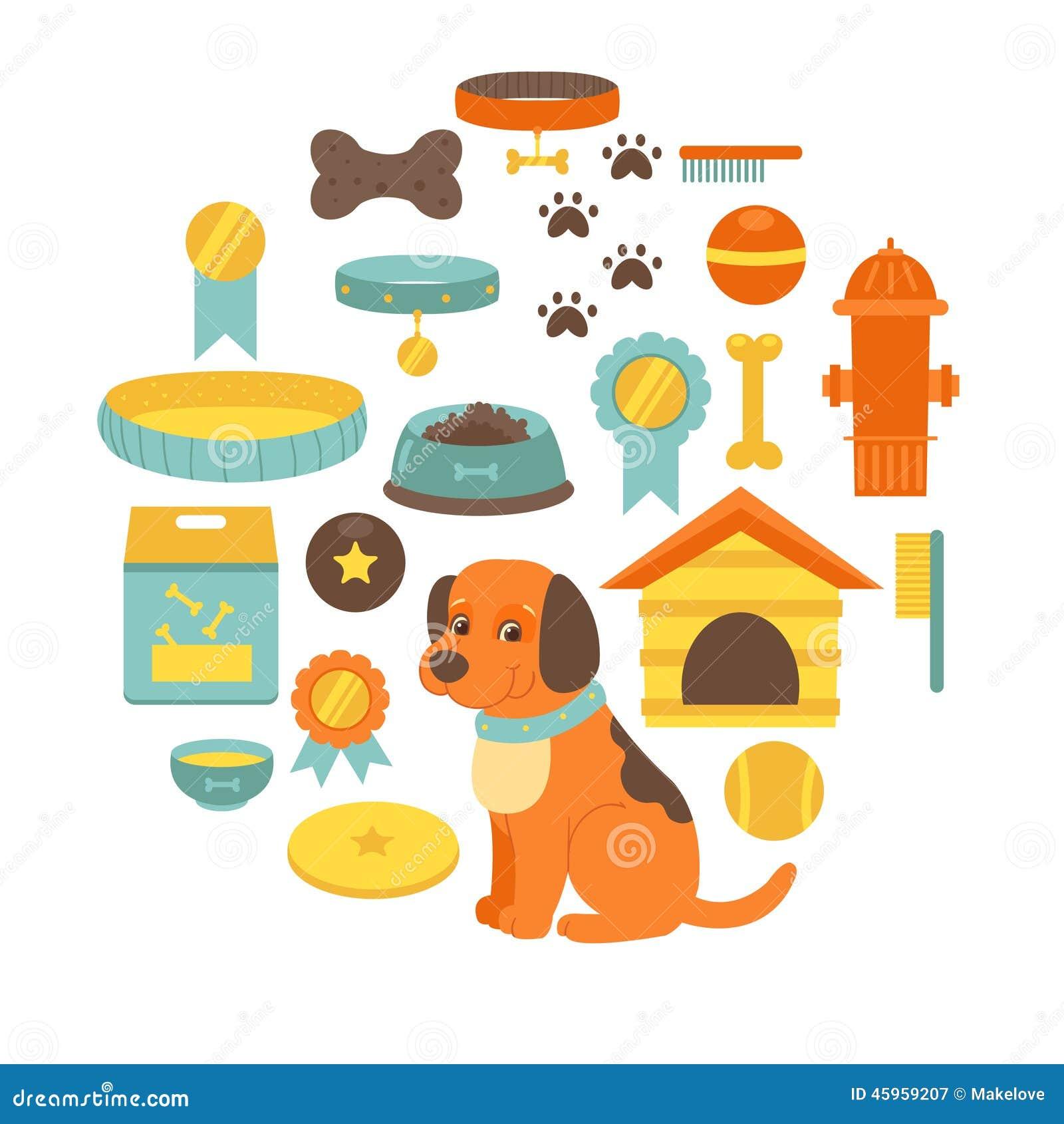 Stuff Food Toy Dog